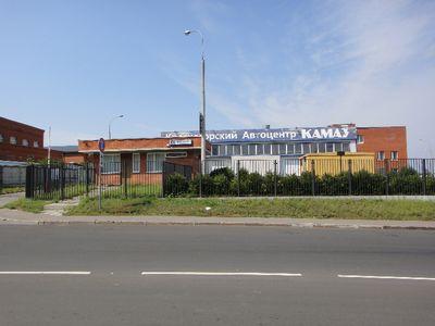 Расширение действующей СКС в автоцентре КАМАЗ