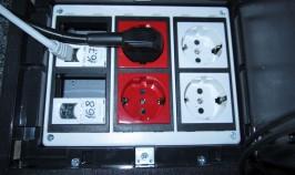 Модернизация систем энергоснабжения, электроосвещения, приема телевидения и СКС в центральном офисе НК «Альянс»