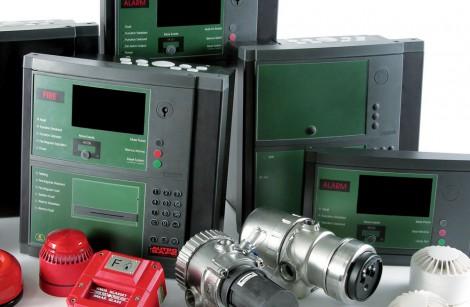 Проектирование и монтаж системы пожарной сигнализации в здании фабрики «Конфаэль»